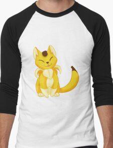 FRUIT CATS: Banyanya Men's Baseball ¾ T-Shirt