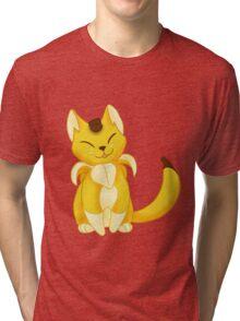FRUIT CATS: Banyanya Tri-blend T-Shirt