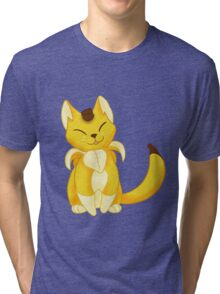 FRUIT CATS: Banyanya Tri-blend T-Shirt