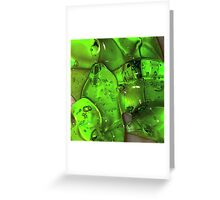 Flubber Greeting Card