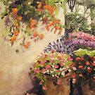 Pots of Colour by Franciska Howard