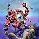 Mechanoid by Matt Bissett-Johnson