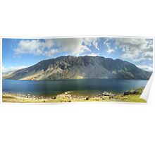 Wastwater..The Screes Poster