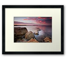 Bellerive Bluff Sunrise #7 Framed Print