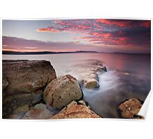 Bellerive Bluff Sunrise #7 Poster
