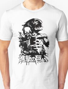 Attack on Titan tshirt Shingeki no Kyojin T-Shirt
