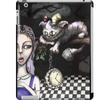 If you knew the time (Alice collaboration) iPad Case/Skin