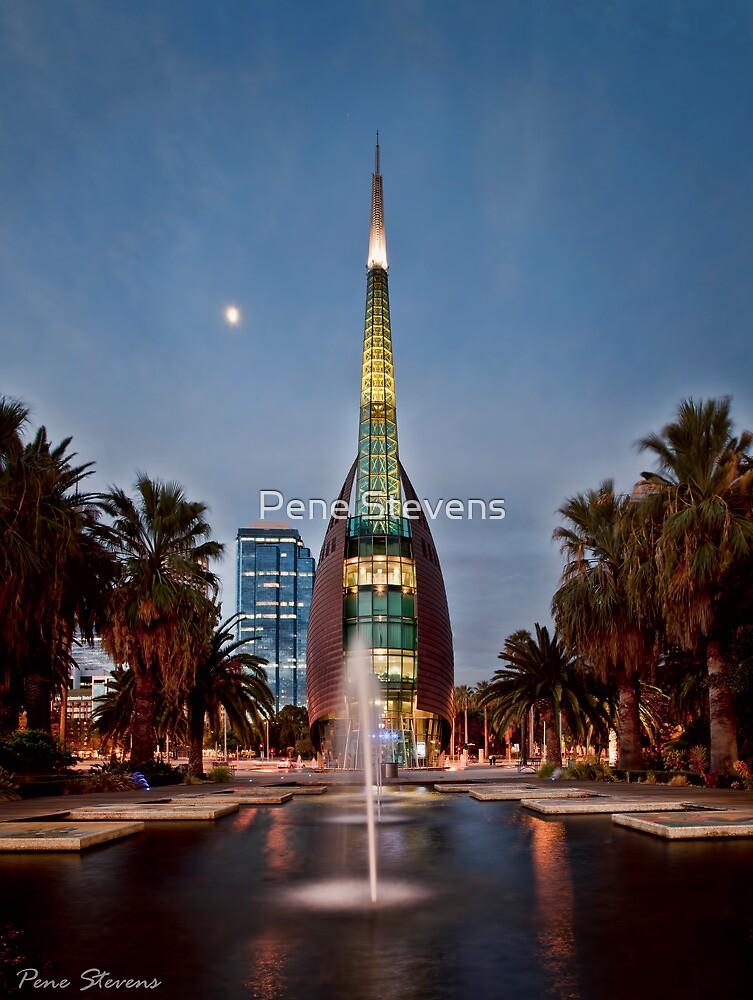 The Bell Tower  by Pene Stevens