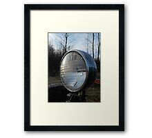 Alfa Romeo Framed Print