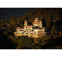Taiwanese Temple Photographic Print