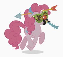 Crazy pinkie pie by dopy
