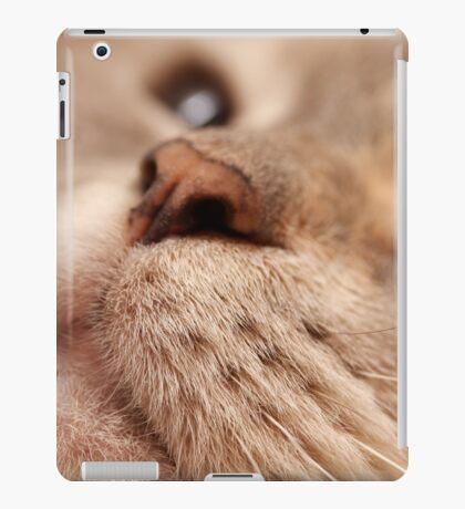 Nose Buds iPad Case/Skin