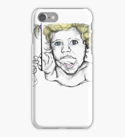 Baby Boomer #2 since '94 iPhone Case/Skin