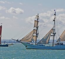 Ships that Pass by DonMc