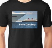 I Love Cruising Unisex T-Shirt