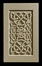 Celtic in Stone, iphone case by LoneAngel