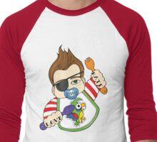 Tattooed Baby 002 Men's Baseball ¾ T-Shirt