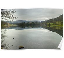 Rydal Water In March Poster