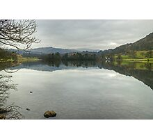 Rydal Water In March Photographic Print