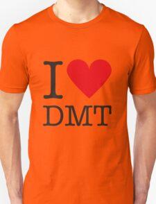 I love DMT Unisex T-Shirt