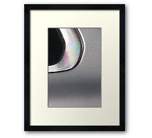 boomerang Framed Print