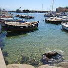 The Waters Edge, The Port of Giglio 2007 by ArleneMartine