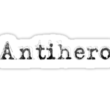Antihero Sticker