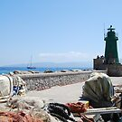 The Working Lighthouse of Giglio '07 by ArleneMartine