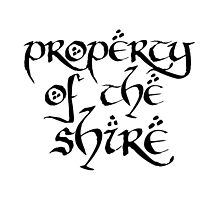 Property of the Shire by Sierra Blair