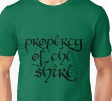 Property of the Shire Unisex T-Shirt