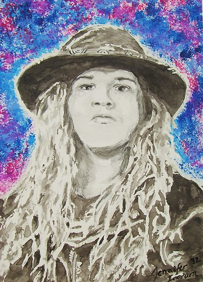Stargazer (Andrew Wood) by Jennifer Ingram