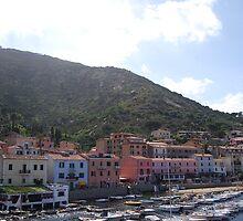 The Port, Giglio 2010 by ArleneMartine