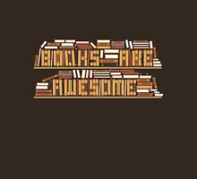 Book Are Awesome Unisex T-Shirt