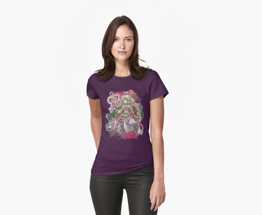 Palutena T-shirt by SaradaBoru