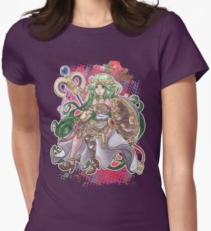 Palutena T-shirt Womens Fitted T-Shirt