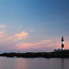boddam lighthouse by codaimages
