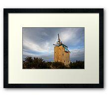 Kenuna Tower Framed Print