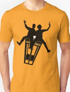 Bill And Ted (Black) T-Shirt