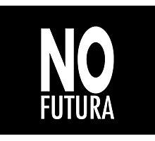 No futura Photographic Print