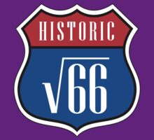 Historical route  √  66  by karlangas