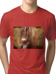 Kerry Bog Pony Tri-blend T-Shirt