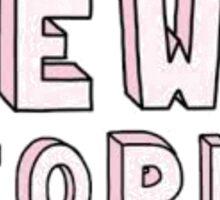 Ew People -- Tumblr Sticker
