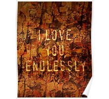 Endlessly Poster