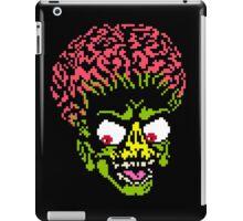 Alien - pixel art iPad Case/Skin
