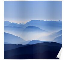 Mountain Shades Poster