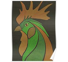 Don't Fear the Rooster Poster