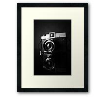 Lomo Diana+ Framed Print