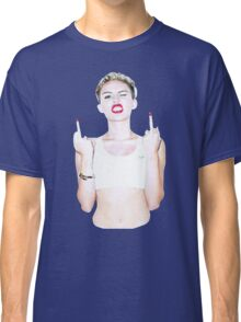 Sexy Miley Cyrus Classic T-Shirt