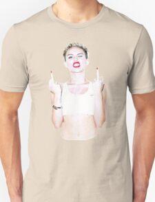 Sexy Miley Cyrus Unisex T-Shirt