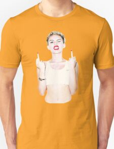 Sexy Miley Cyrus Unisex T-Shirt